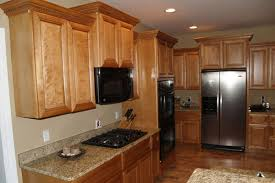 oak kitchen furniture oak kitchen cabinets walls these countertops and floors are