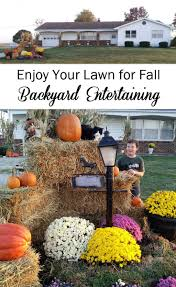 enjoy your lawn for fall and backyard entertaining u2013 the bandit