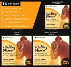 21 wedding planner samples psd vector eps pdf