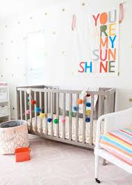 Decorate A Nursery Decorate Your Nursery With Craft Supplies