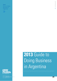 guide to doing business in argentina www limeres com
