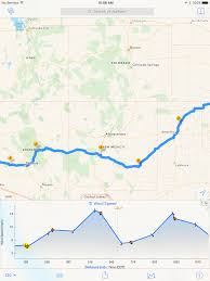 Route 66 New Mexico Map by Top 10 Rv Road Trip Apps