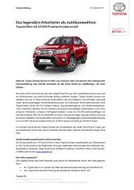 2017 04 12 toyota hilux 50 years edition equipped by dune technology