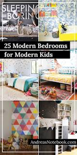25 modern kids bedroom decor ideas you must see