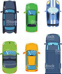 vehicle top view car vehicle top view vector stock vector art 598818680 istock