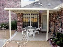 screened covered patio ideas cement patio