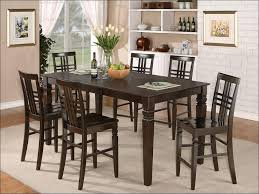 Kitchen  Dining Table Set Bar Height Dining Table Black Dining - Bar height kitchen table