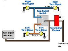 xs650 wiring diagram motorcycle wiring diagrams pinterest