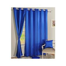 Curtains Online Shopping Buy Princess Blue Blackout Curtains For Doors U0026 Windows Online