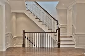 Wood Banister Interior Railings Ideal Railings Ltd