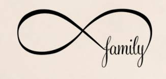 wall decal family infinity symbol wall decal dolled up