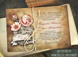 Nice Wedding Invitation Cards 16 Wonderful Antique Wedding Invitations With Great Color