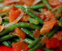 cuisiner des haricots verts frais haricots verts à la provençale recette de haricots verts à la