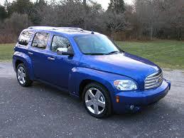 2006 Chevy Hhr Interior 2006 Chevrolet Hhr Road Test Carparts Com