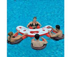canapé gonflable piscine fauteuil gonflable canapé et bar flottant pour piscine profitez