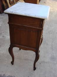the most incredible marble top side table antique gallery side