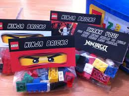 ninjago party supplies thankyou collection ninjago party favors premium black adorable