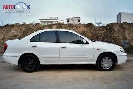 2009 nissan sunny manual 4 door saloon petrol car for sale