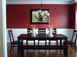 dining room paint colors 2016 with oak chair rail dark furniture