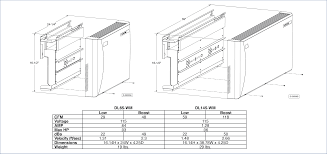 Baseboard Dimensions by Thermaquiet Technical Information Designline
