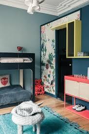 chambre bébé gris et turquoise chambre enfant bleu et vert déco chambre enfant gris bleu vert