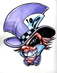 original mad hatter tattoo more information
