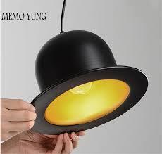Pendant Lighting Sale Sale 110v 220v Top Hat Pendant Lights Aluminum Hat Light For