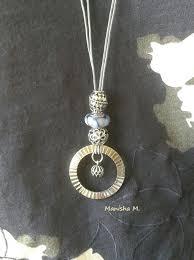 pandora bead charm necklace images Jewelry necklace ideas jpg