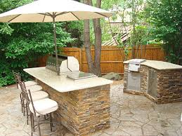 outdoor island kitchen small outdoor kitchen projects living of new jersey pertaining to