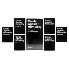 cards against humanity reject pack cards against humanity the ultimate pack the gents cave