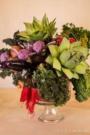 edible floral arrangements diy an edible arrangement you ll actually want in your home
