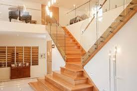 Glass Handrails For Stairs Glass Balustrade Frameless Glass Balustrades Brisbane