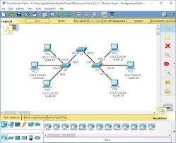 tutorial completo de cisco packet tracer 6 2 1 7 packet tracer configuring vlans instructions answers