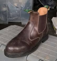 s yard boots sale equus brown waxed leather yard boots sale further reductions ebay