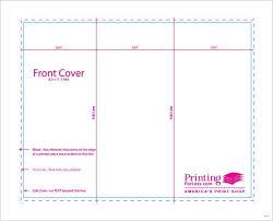 4 fold brochure template word z fold brochure template contemporary screnshoots 4 8 5 zfold