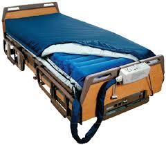 alternating pressure low air loss mattress system 61030