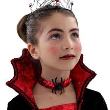 Vampire Halloween Costumes Kids Girls Dracula Child Choker Buycostumes Halloween Costume
