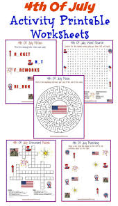 4th of july word search a fun game or activities for the kids to