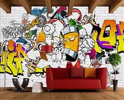 graffiti mural wallpaper great custom photo d wallpaper nonwoven awesome beibehang custom wall wallpaper european and american trend street graffiti bar ktv backdrop living room bedroom mural wallpaper with graffiti mural