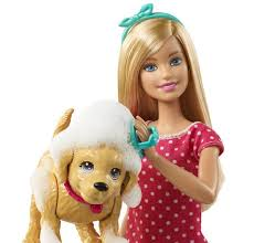barbie splish splash pup playset dgy83 barbie