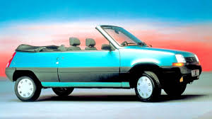 renault 5 renault 5 convertible u00271989 youtube