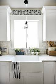 Farmhouse Kitchen Designs Photos by Best 25 Kitchen Sink Window Ideas On Pinterest Kitchen Window