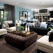 Black Sofa Living Room Living Room Brown Living Rooms Room Ideas With Decor