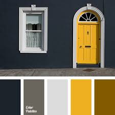 grey complimentary colors contrasting combination of colors color palette ideas