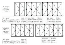 Bifold Closet Door Sizes Standard Bifold Door Sizes Medium Size Of Closet Doors Sizes