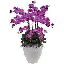 faux orchids orchids arrangements nearly