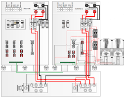 dc wiring diagram solar system pics about space