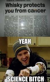 Science Bitch Meme - yeah science bitch know your meme
