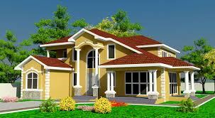 Simple Home Designs Architectural Designs Africa House Plans Ghana House Plans