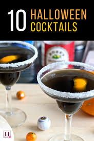 10 spooky cocktails to serve at your halloween party